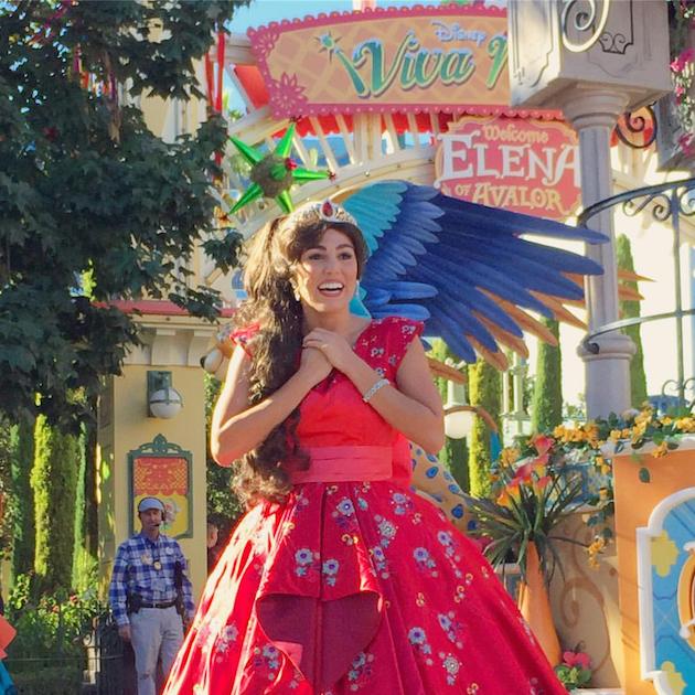 Princess Elena - Festival of Holidays