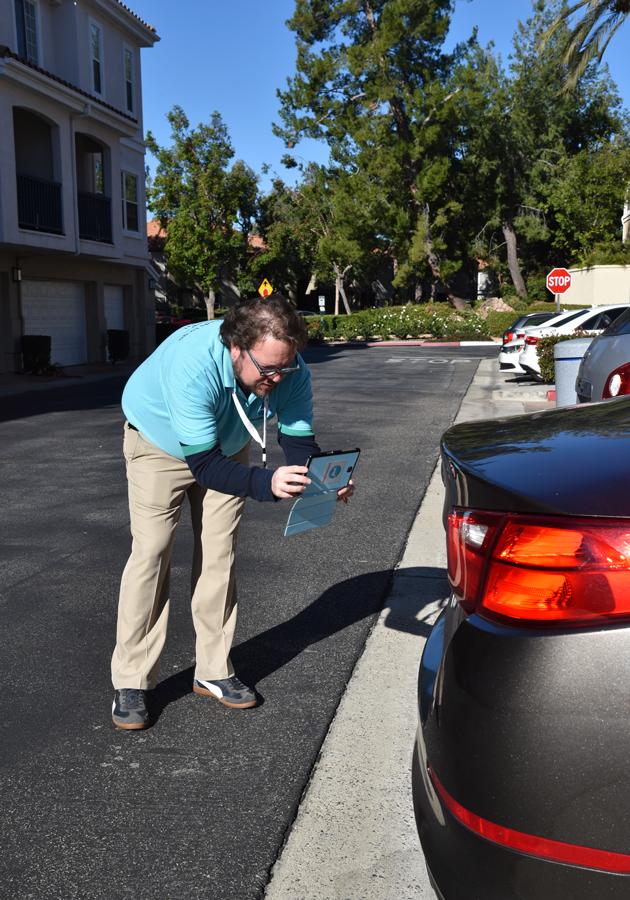 SWEETWORXX Vehicle Inspection