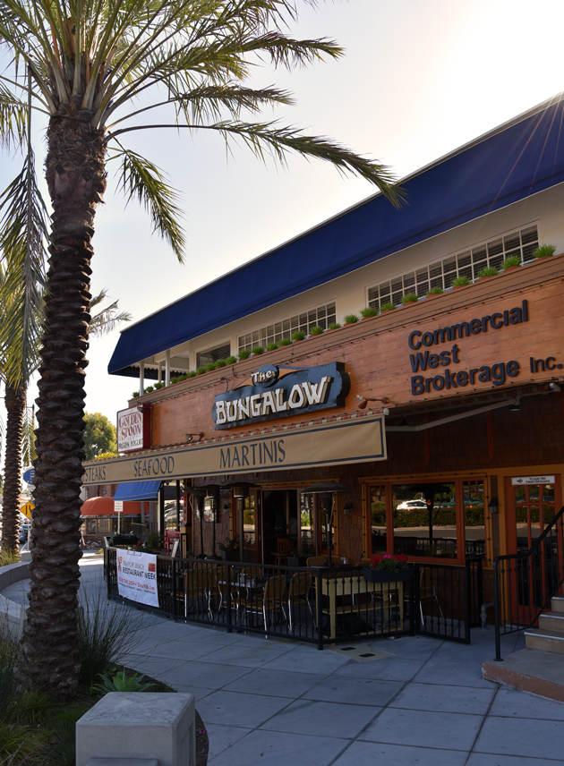 The Bungalow - Newport Beach Restaurant Week