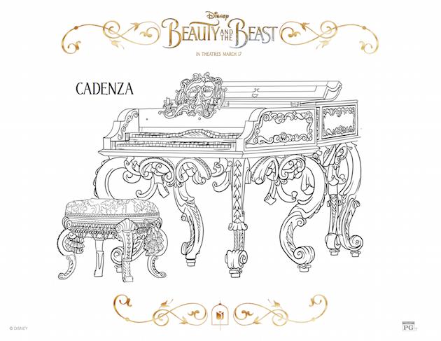 Cadenza - Beauty and the Beast