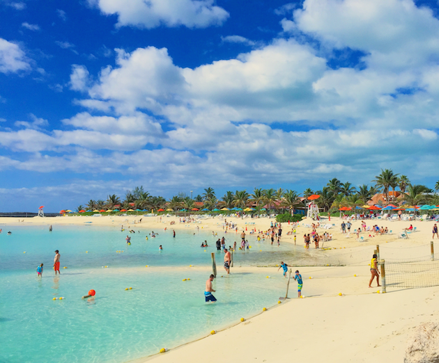 Castaway Cay - Disney Cruise