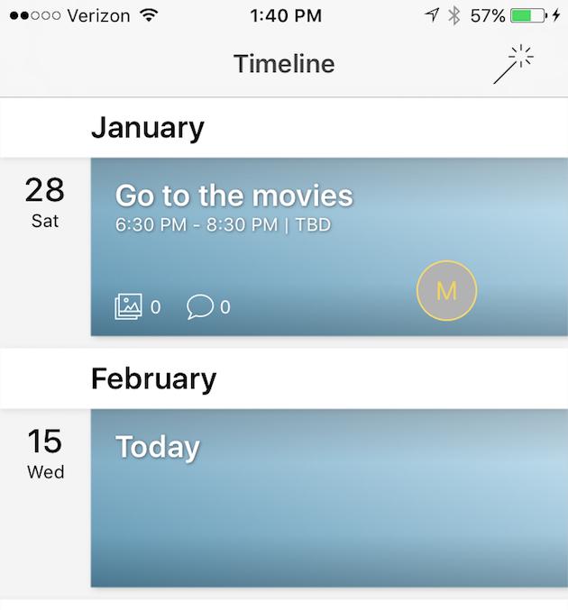 DieHappy Timeline