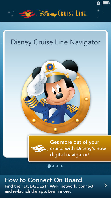 Disney Cruise Line Navigator - Disney Cruise