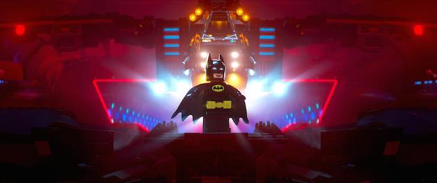 LEGO Batman - Rosario Dawson