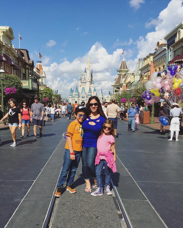 Magic Kingdom - Disney Cruise