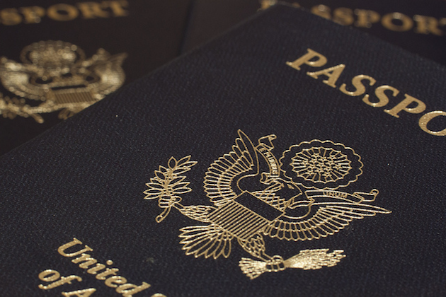 Passport - Disney Cruise