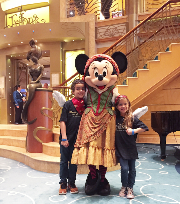Pirate Minnie Mouse - Disney Cruise