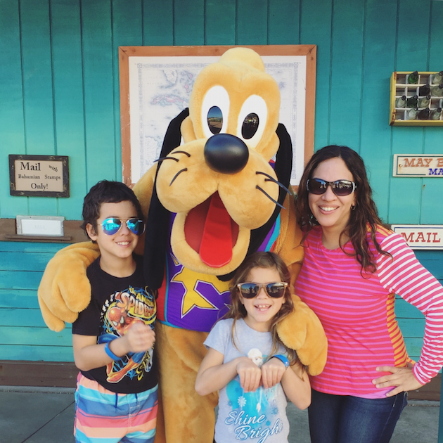 Pluto - Disney Cruise