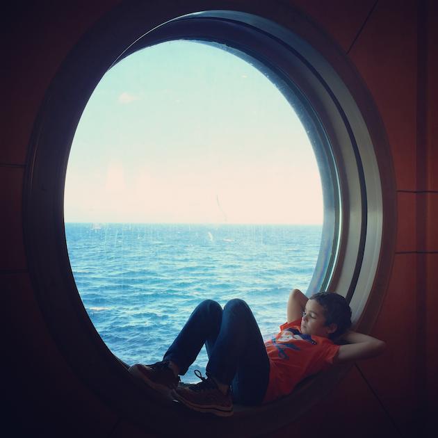 Disney Cruise Ship - Disney Cruise