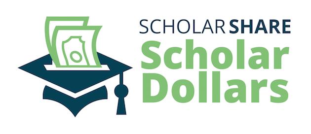 Scholar Dollars Logo - Help Your School