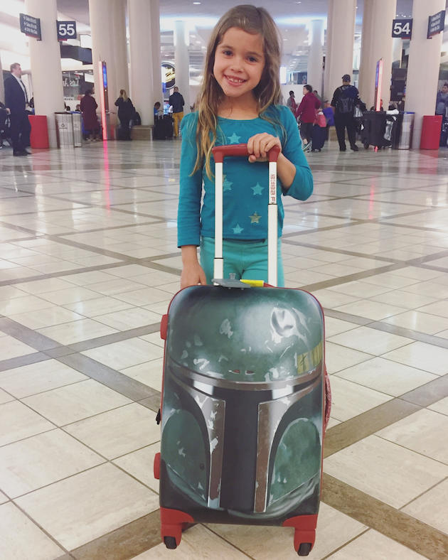 Star Wars Luggage - Disney Cruise
