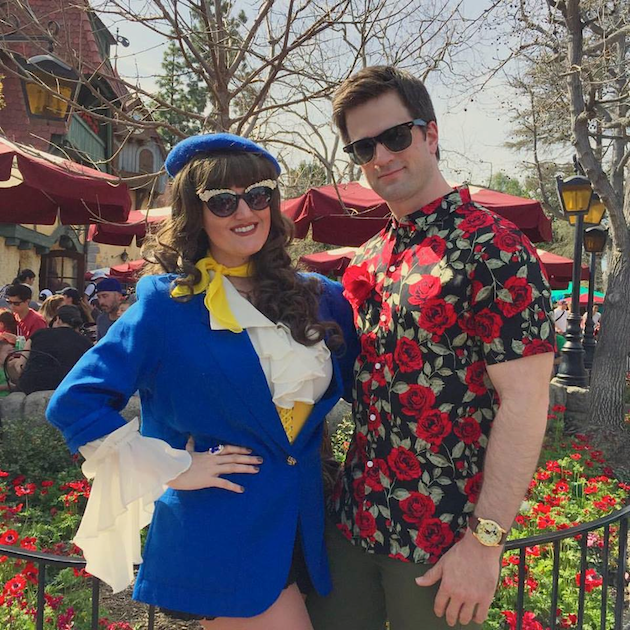 Beauty and the Beast Disneybounding