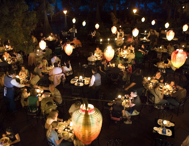 Blue Bayou Restaurant - Pirates of the Caribbean