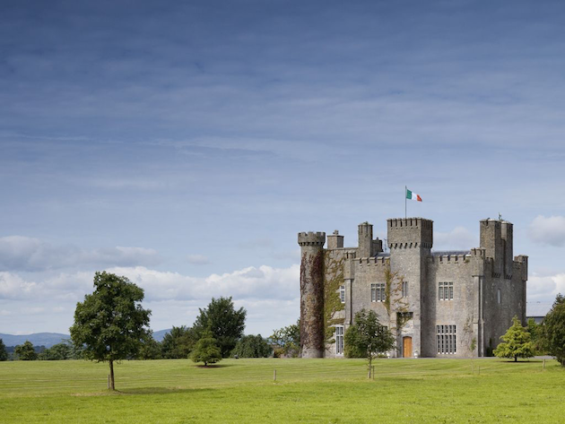 Castle of Lisheen - Castles