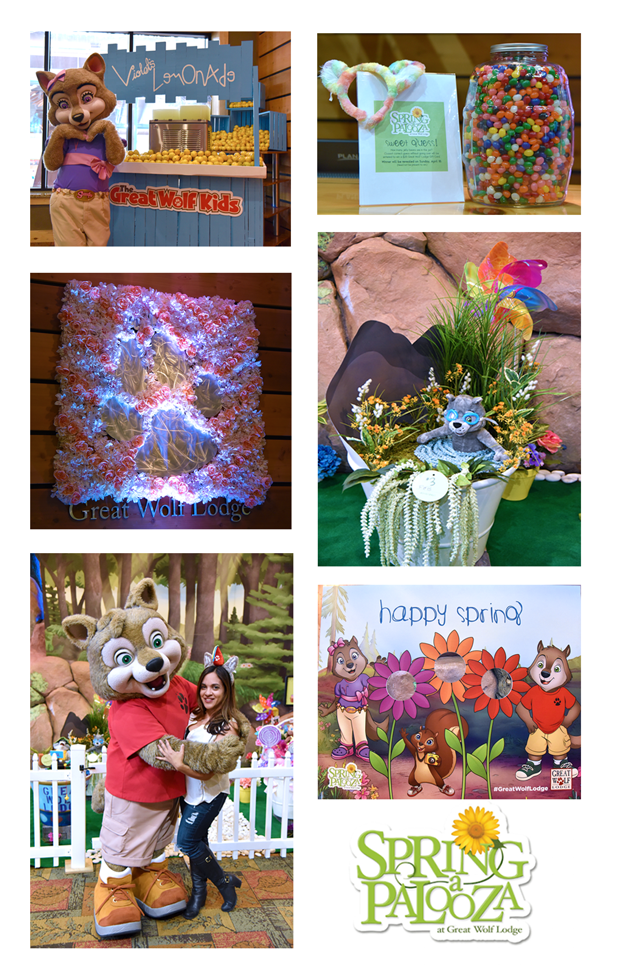 7 Ways To Celebrate Spring At Great Wolf Lodge