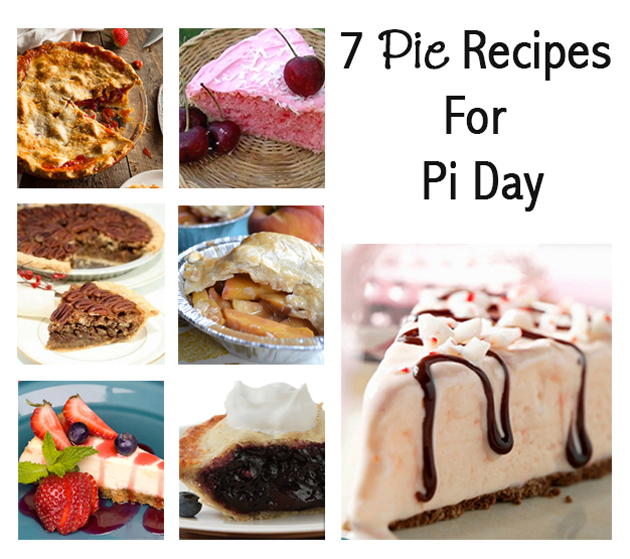 Pi Day Recipes