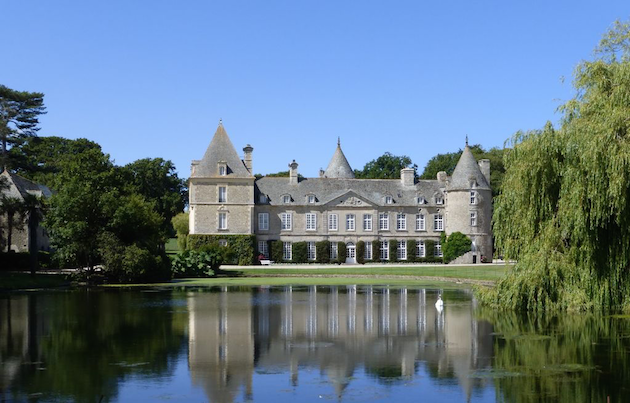 5 castles you can afford to stay in for Castles to stay in france
