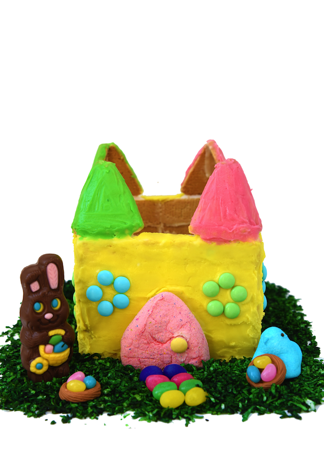 Walkers Easter Shortbread House