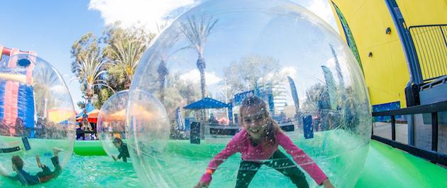 Bubble Play - Bubblefest 2017