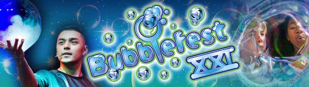 Bubblefest 2017