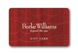 Burke Williams Gift Card