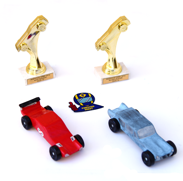 Cub Scout Pinewood Derby Cars
