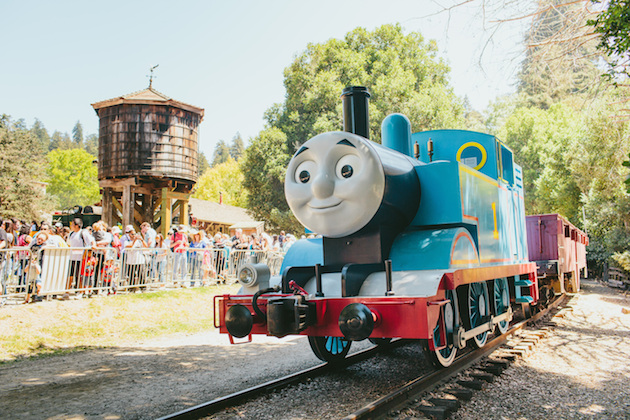 Day Out With Thomas - Thomas the Tank Engine