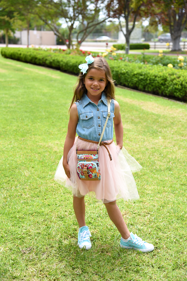 modern easter outfit for girls