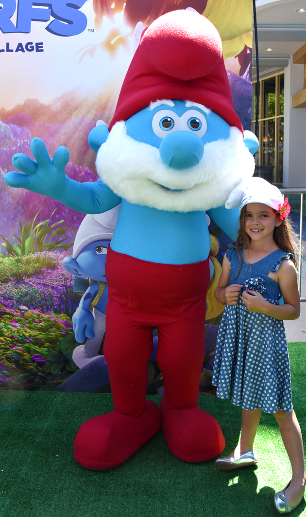 Papa Smurf - Smurfs: The Lost Village