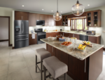Samsung Transitional Kitchen