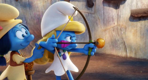 Smurfette - Smurfs: The Lost Village