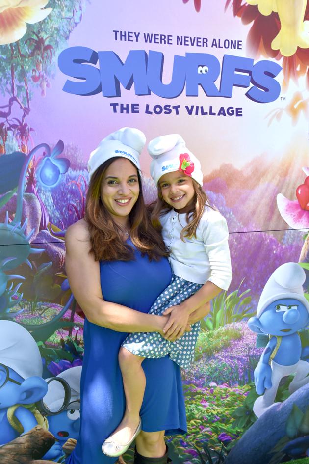 World Premiere of Smurfs: The Lost Village
