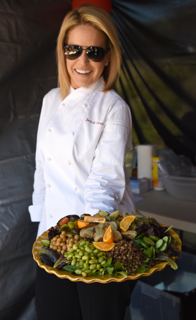 Chef Jamie Gwen