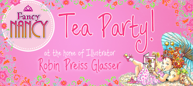 Fancy Nancy Tea Party