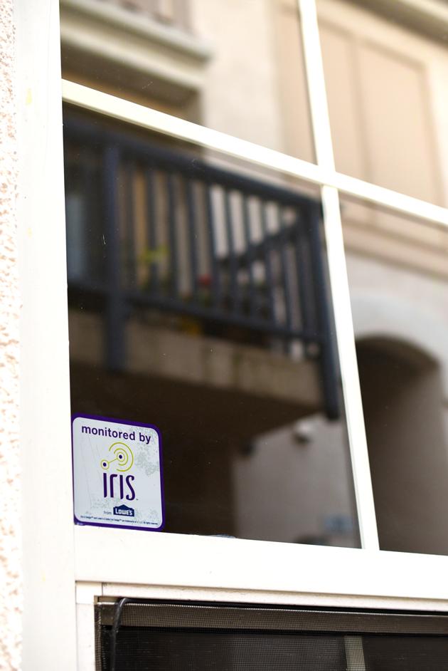 Monitored by Iris