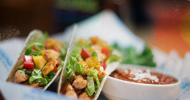 Yaki Tacos