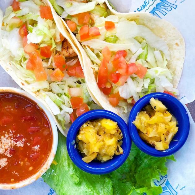 Yaki Tacos - Islands