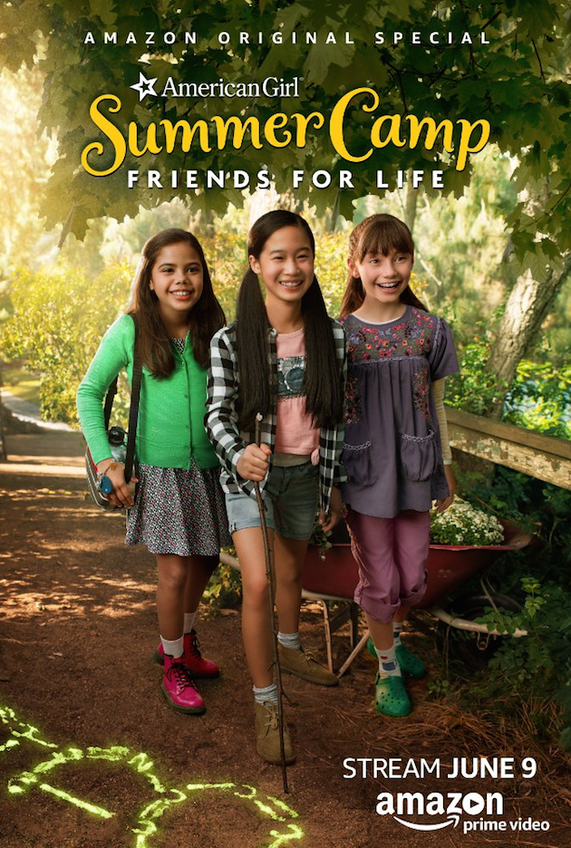 American Girl Summer Camp