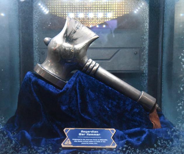 Asgardian War Hammer