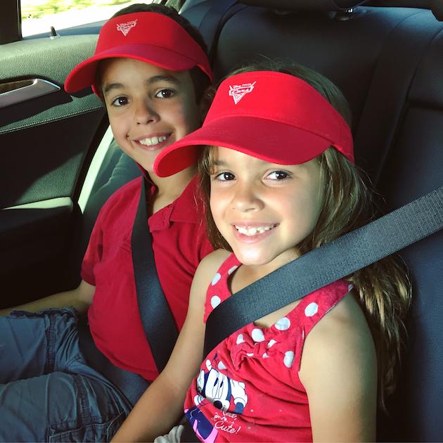 Cars 3 Hats