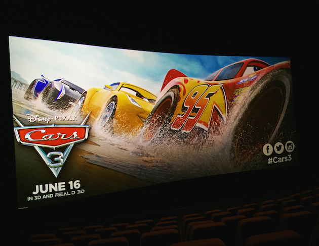 Cars 3 in Theaters