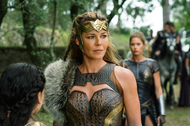 Connie Nielsen as Hippolyta