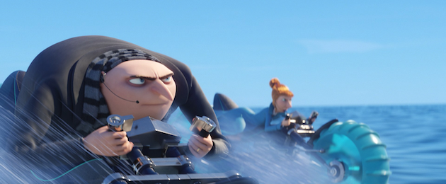Gru and Lucy