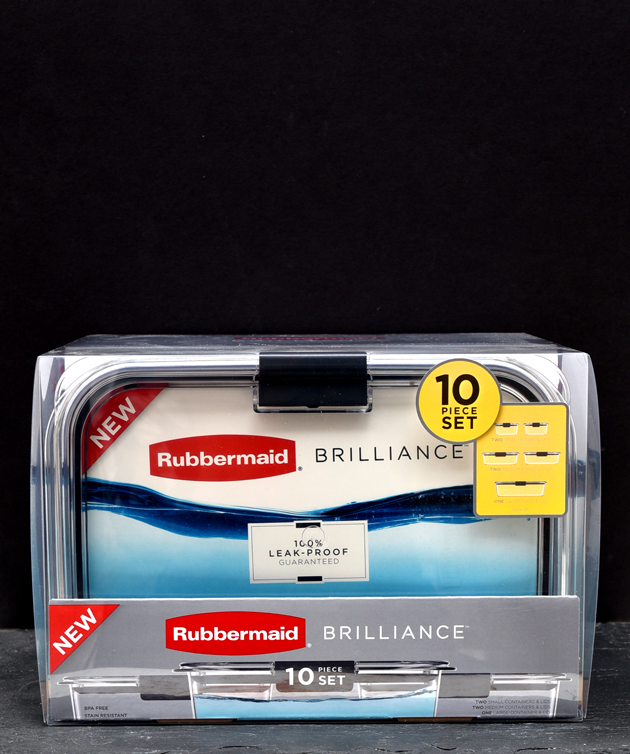 Rubbermaid BRILLIANCE Set