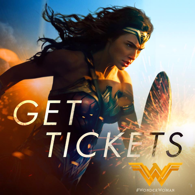 Wonder Woman Tickets