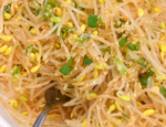 Marinated Soy Bean Sprouts