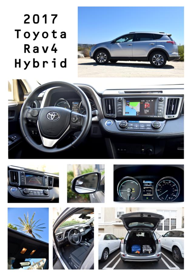 2017 Toyota Rav4 XLE Hybrid