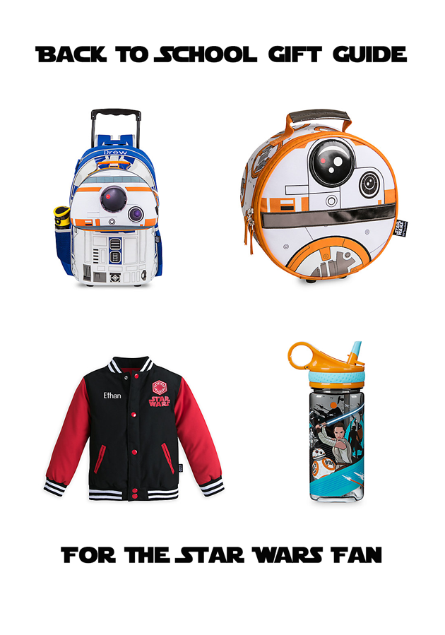 Back-to-School Gift Guide For The Star Wars Fan