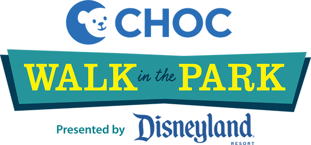 CHOC Walk in the Park Logo