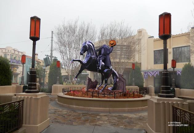 DCA Headless Horseman